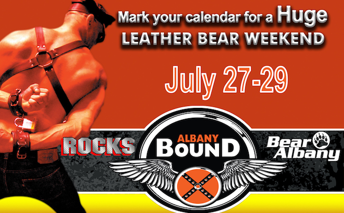 Leather Weekend 2018